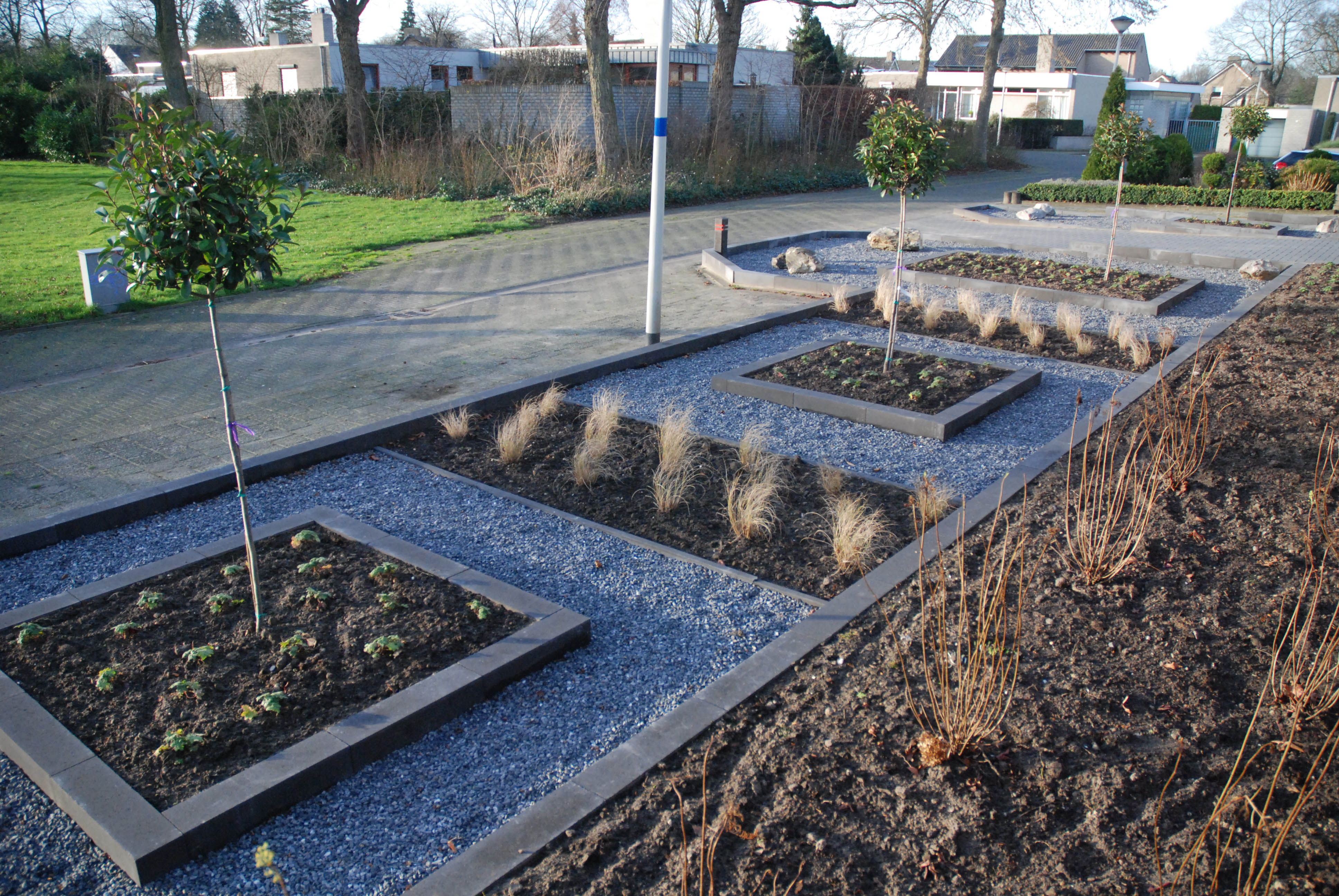 Onderhoudsvriendelijke tuin – Tuin en groenvoorzieningen